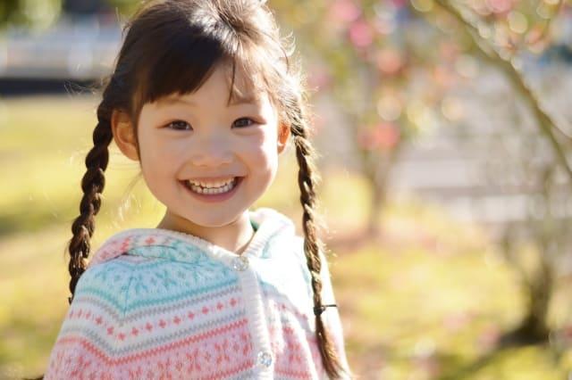 女の子のヘアアレンジ