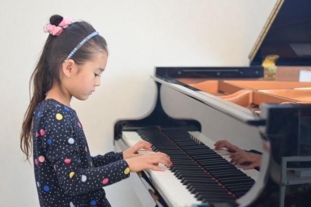 幼稚園児の習い事ピアノ