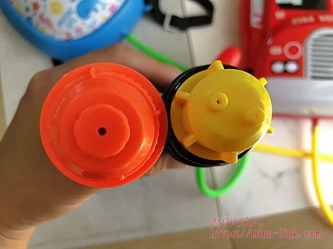 3coinsリュック型水鉄砲